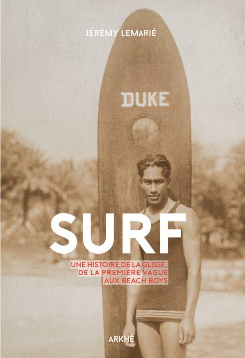 histoire du surf